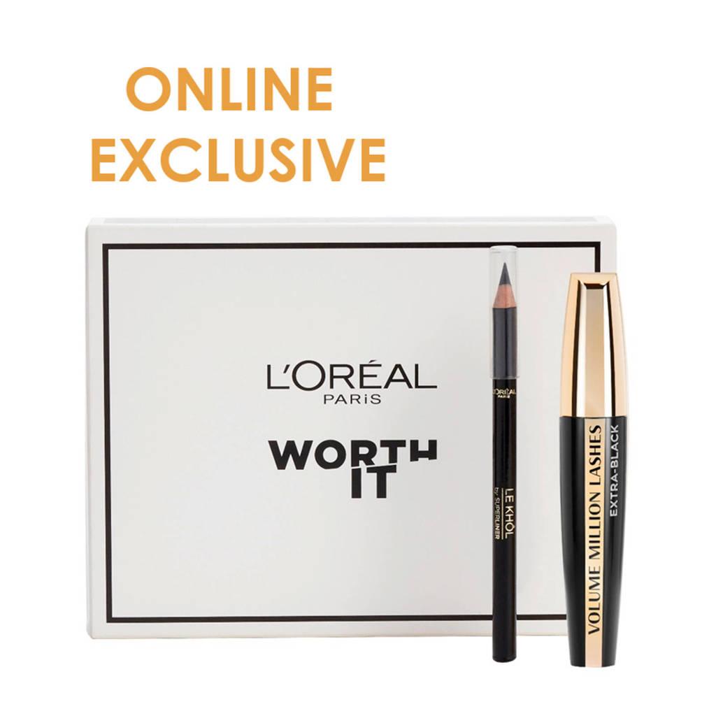 L'Oréal Paris Volume Million Lashes cadeauset