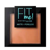 Maybelline New York Fit Me Matte & Poreless poeder - 350 Caramel