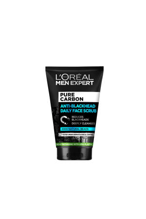 Men Expert Pure Charcoal gezichtsreiniging - 100 ml