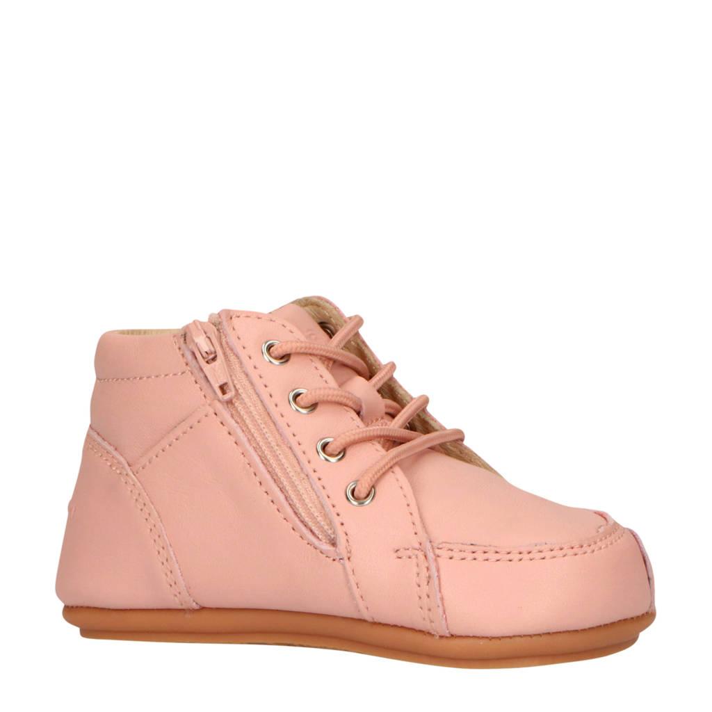 Bundgaard   BG501020 leren babyschoenen roze, Roze