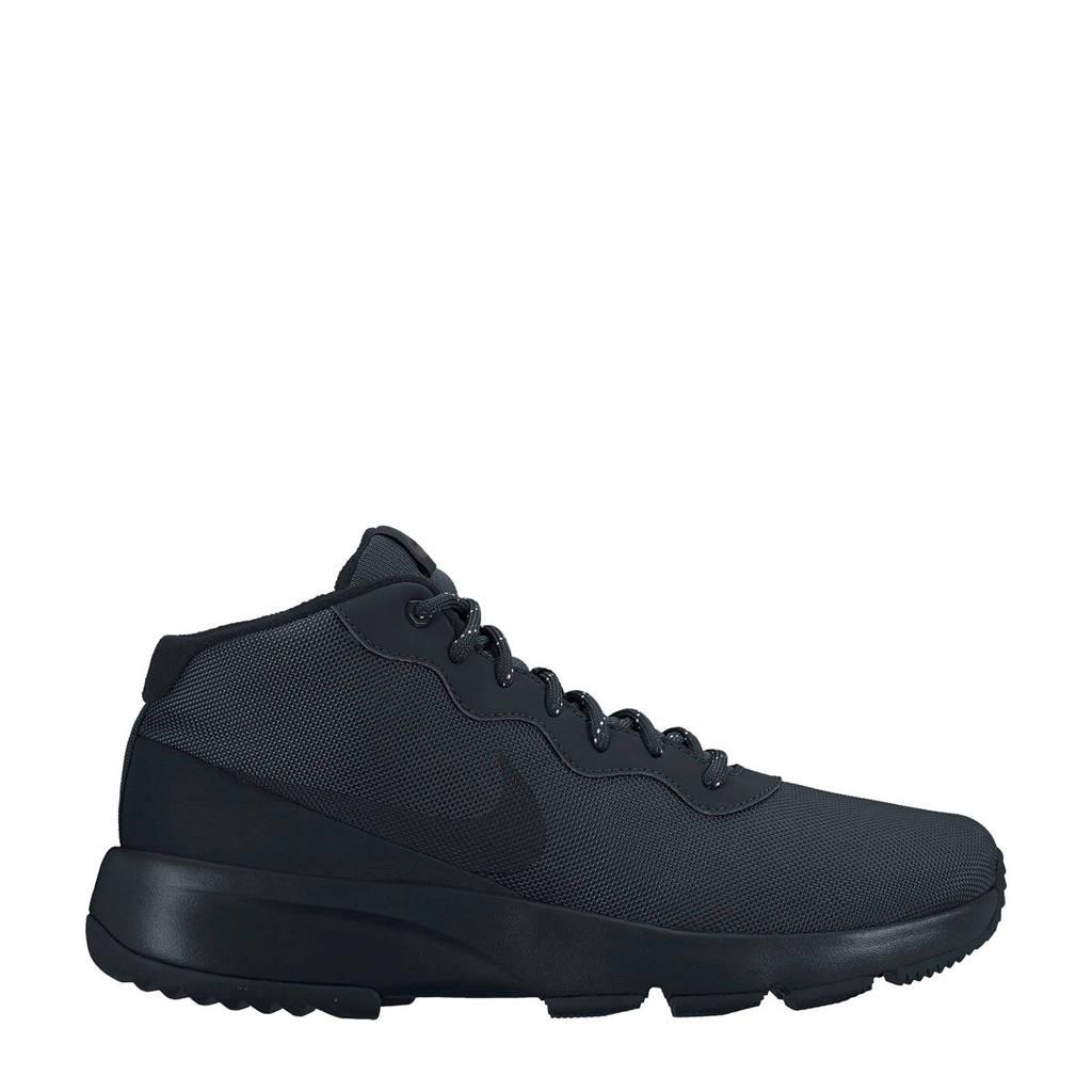 Nike  TANJUN CHUKKA sneakers zwart/antraciet, Zwart/antraciet