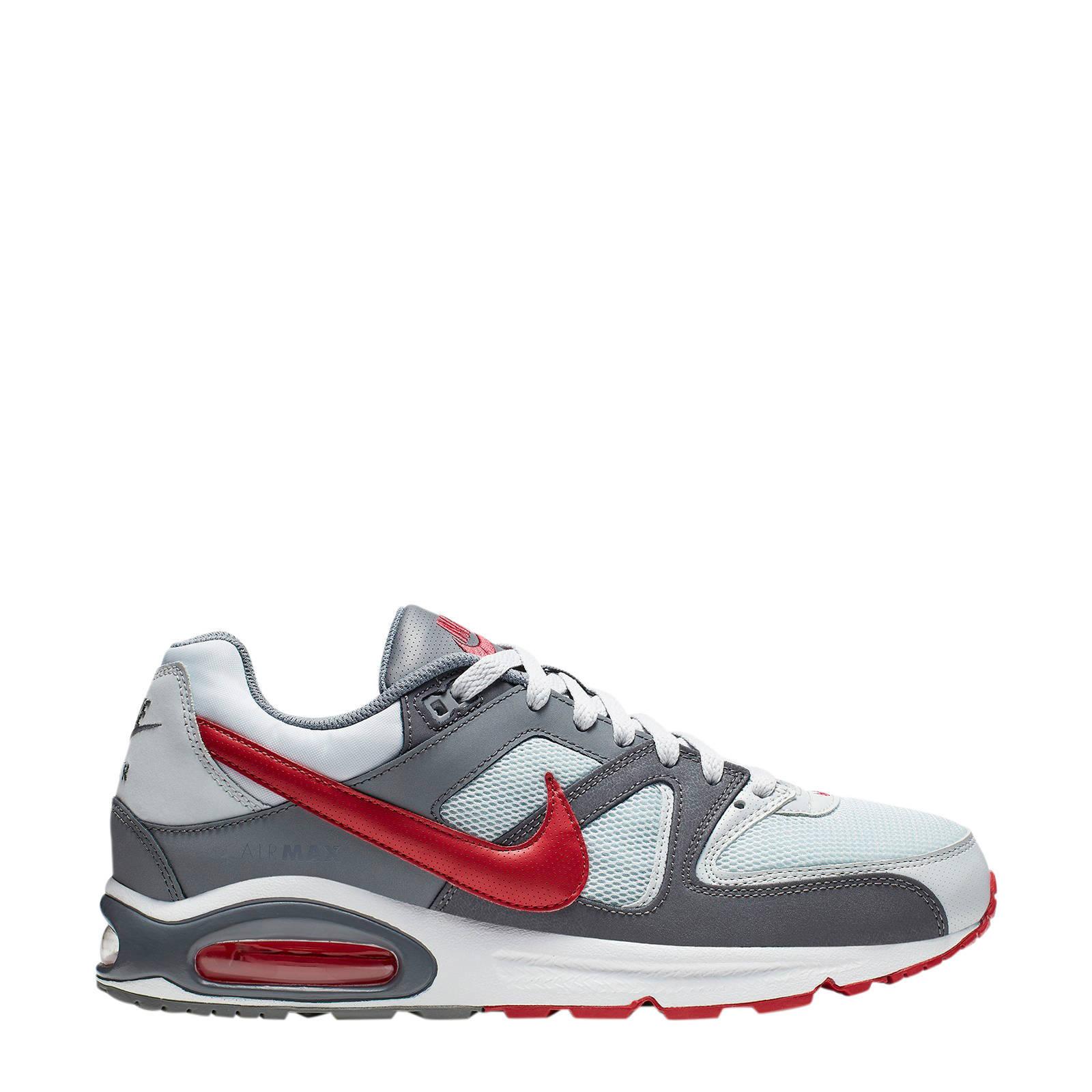 Nike Air Max Command sneakers wit/grijs | wehkamp