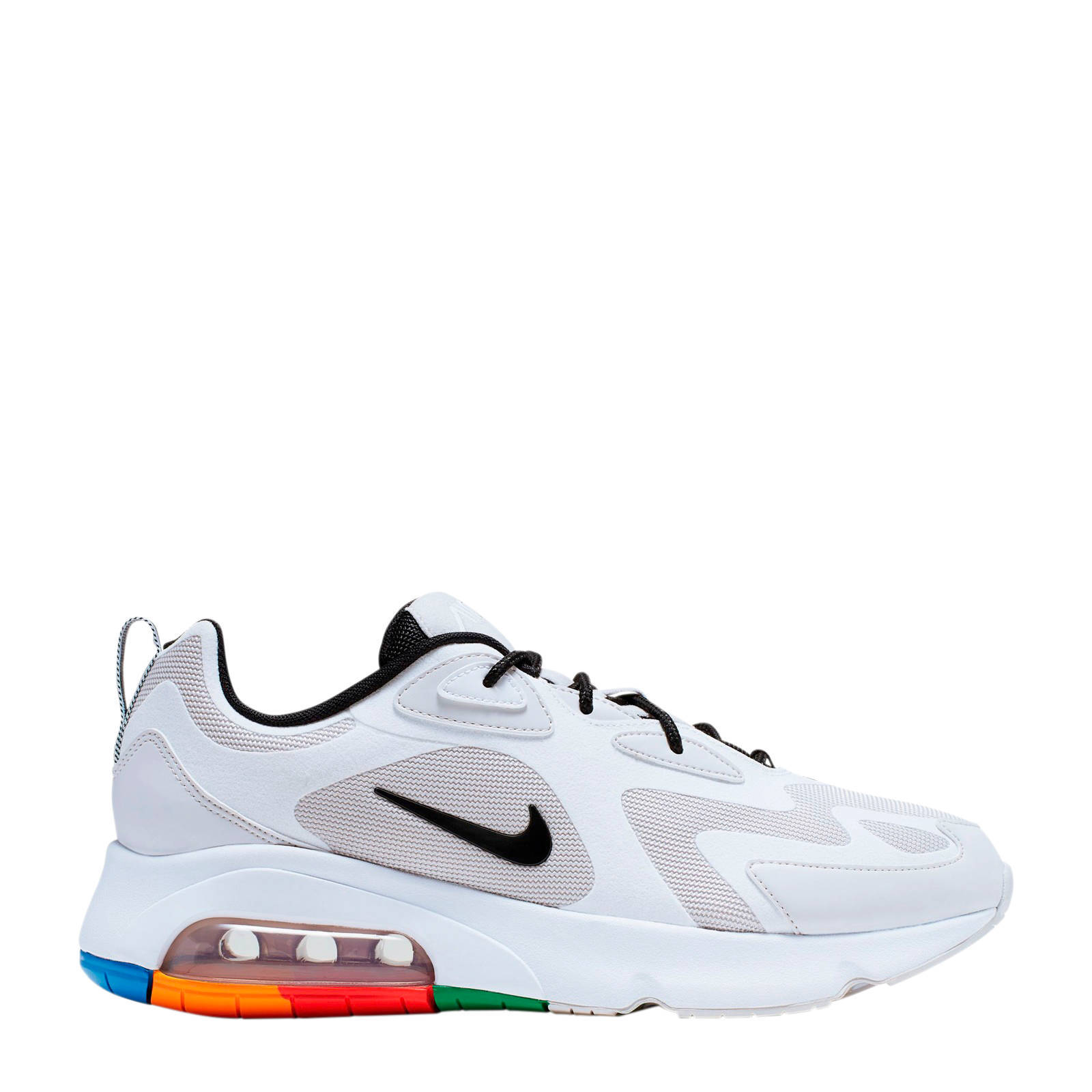 Nike Air Max 200 sneakers wit | wehkamp