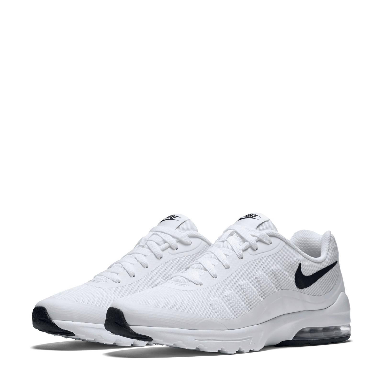 Nike Air Max Invigor sneakers wit/zwart | wehkamp
