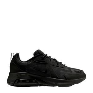 Air Max 200 sneakers zwart