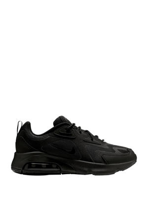 Air Max 200 sneakers zwart