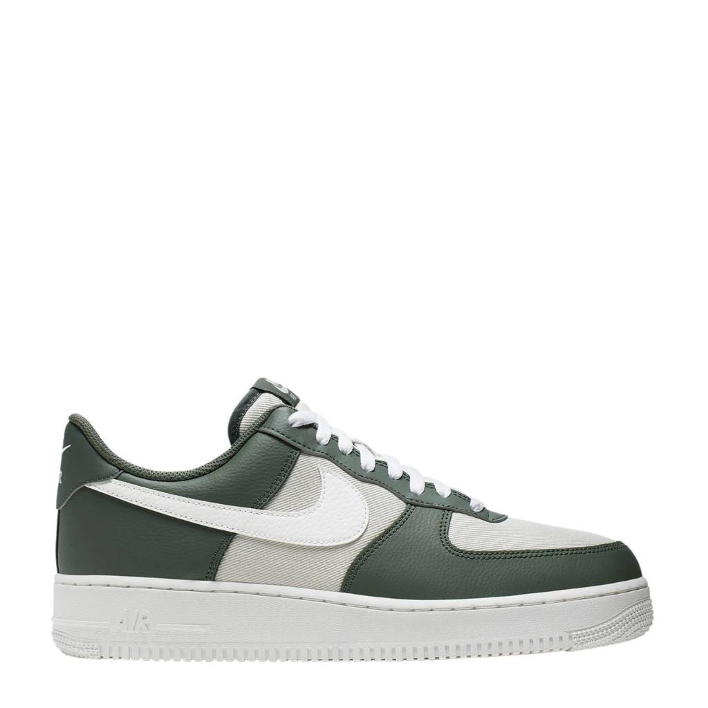 Nike  Air Force 1 '07 sneakers groen/wit, Wit/groen