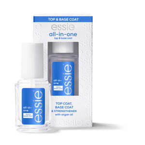 all-in-one base- en topcoat