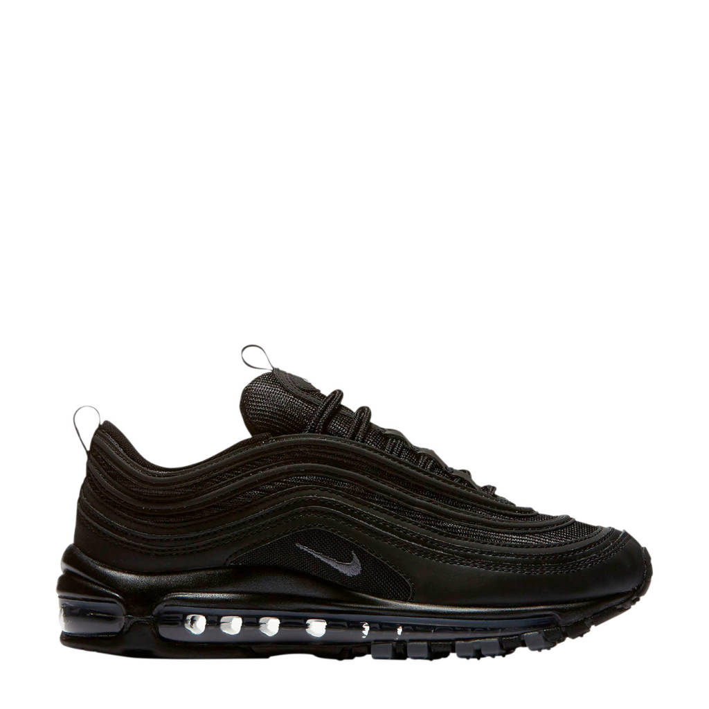 Nike AIR MAX 97 sneakers zwart, Zwart