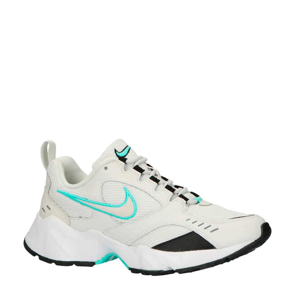 Nike Air Heights sneakers wit/zwart/mintgroen, Wit/zwart/mintgroen
