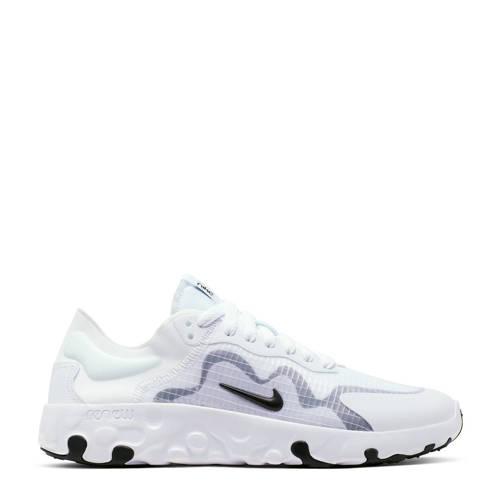 Nike RENEW LUCENT sneakers wit/zwart