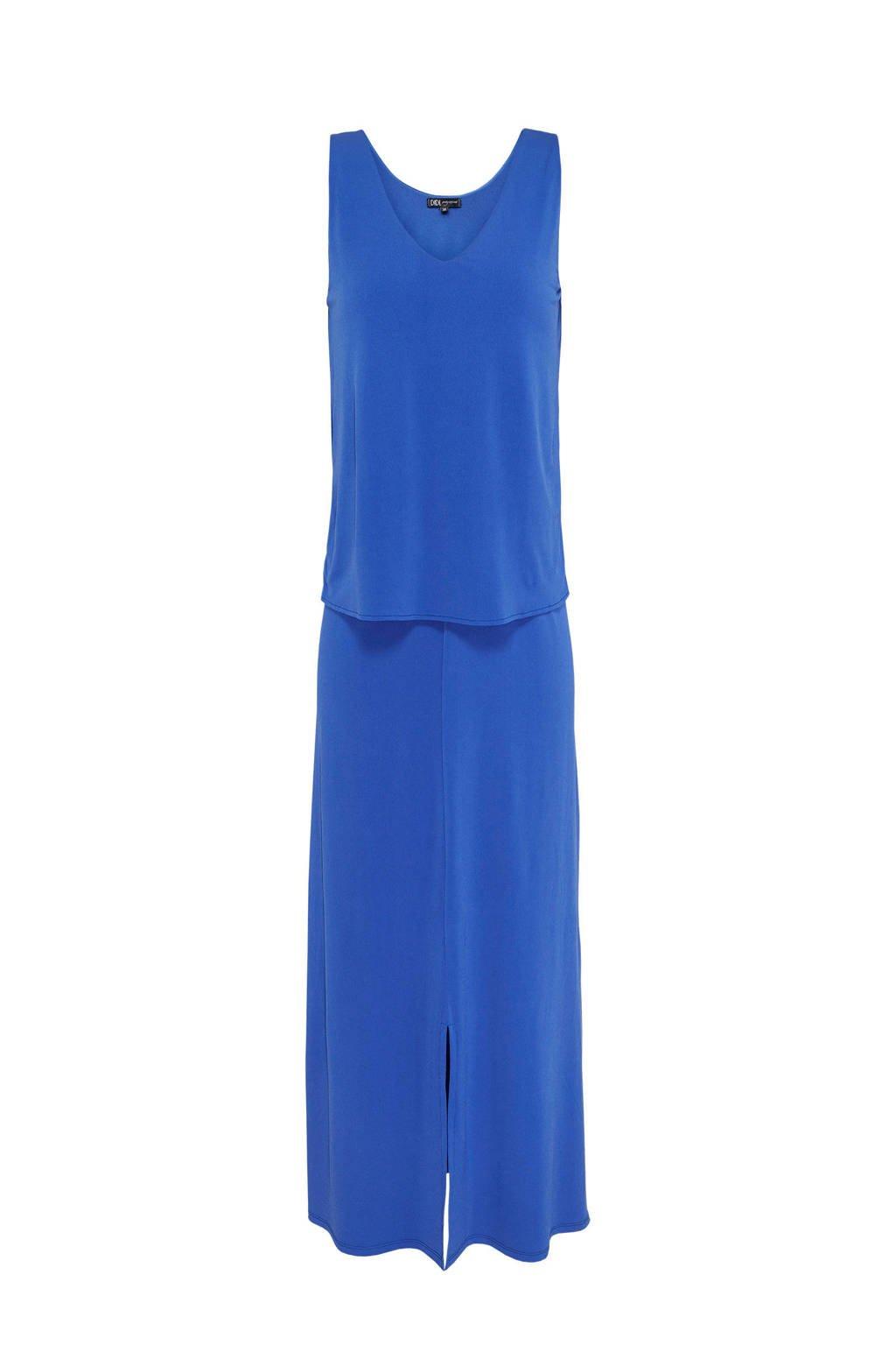 Didi maxi jurk blauw, Blauw