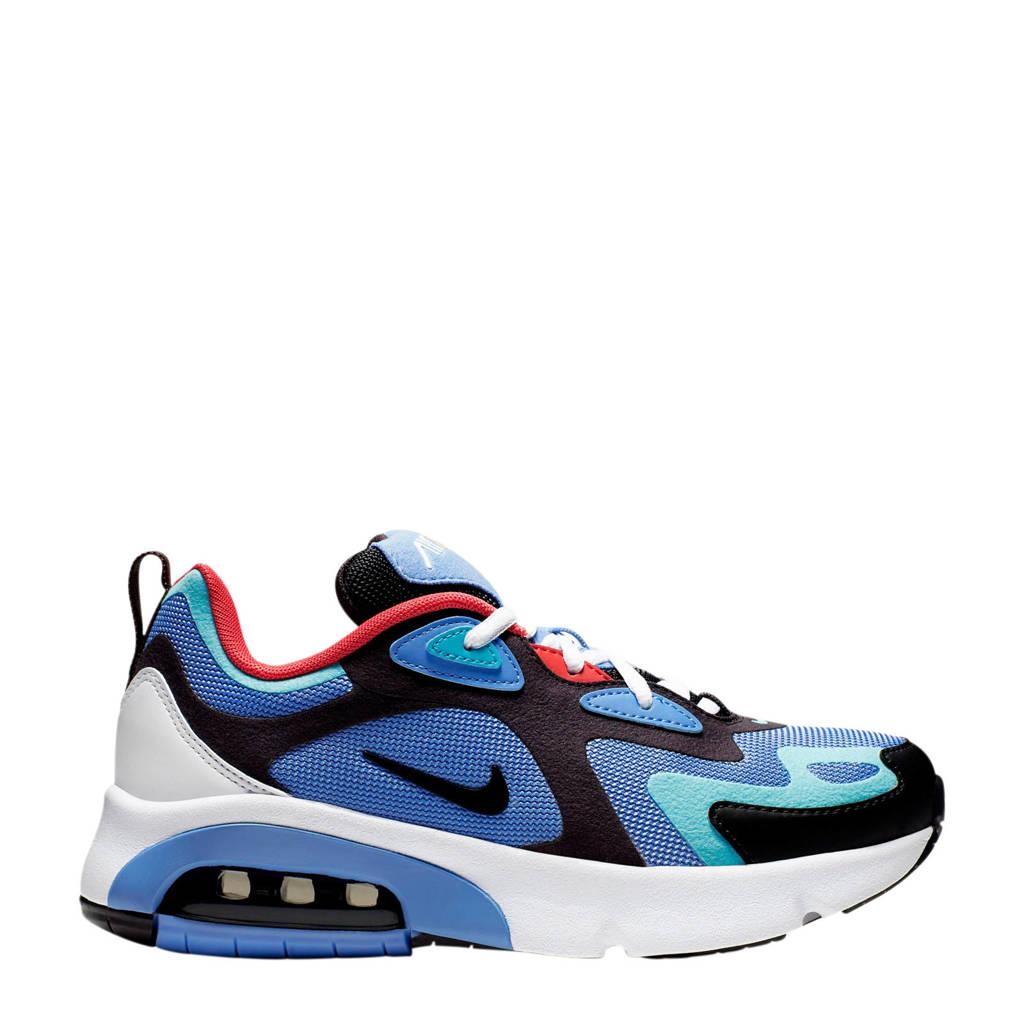 Nike Air Max 200 sneakers blauw/grijs/lichtblauw, Blauw