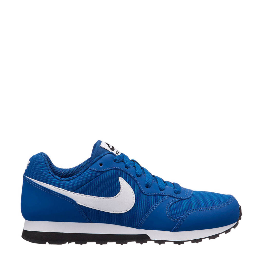 Nike MD Runner 2 (GS) sneakers blauw/wit, Blauw/wit