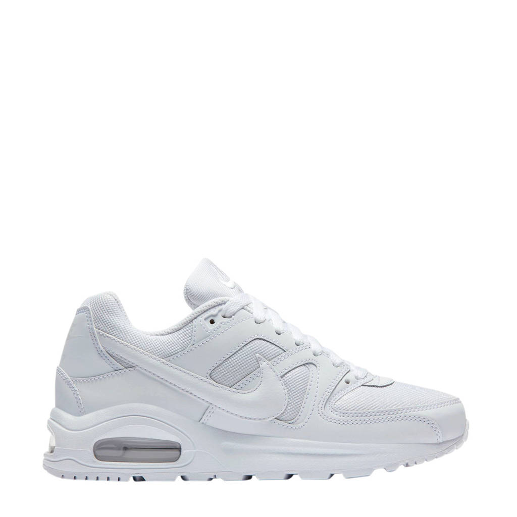 Nike Air Max Command Flex sneakers wit, Wit