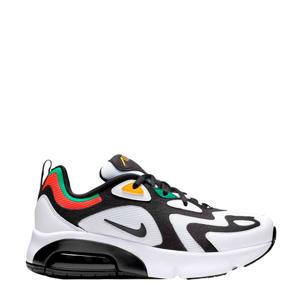 Air Max 200 sneakers wit/zwart