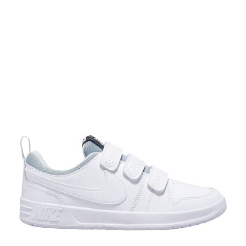 Nike PICO 5 sneakers wit