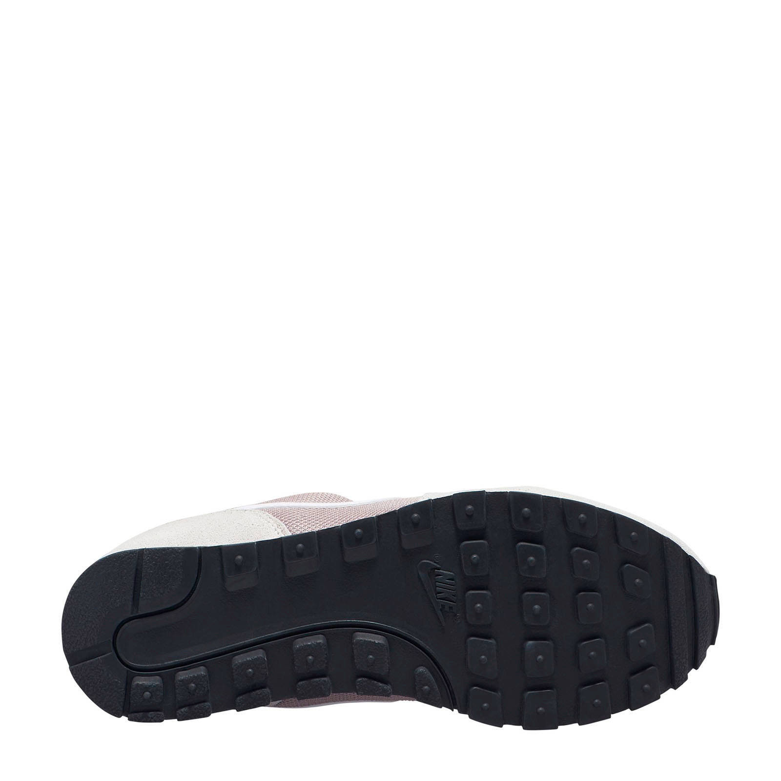 MD Runner 2 sneakers lilagrijs