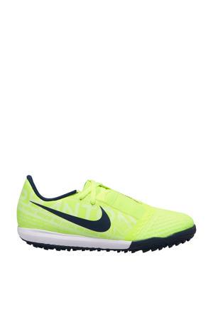 Jr. voetbalschoenen geel/zwart
