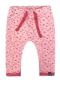 Beebielove broek met stippen roze, Roze