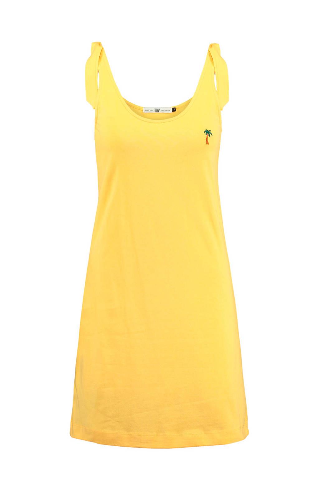 America Today Dacey jurk geel, Geel