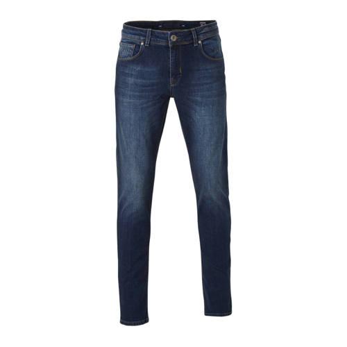 GABBIANO tapered fit jeans Bergamo blue stone