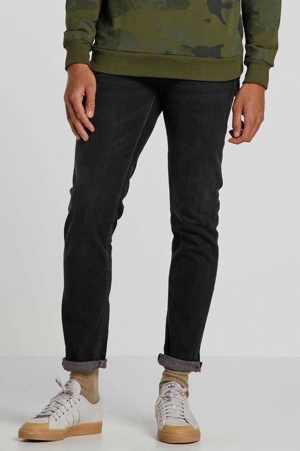 GABBIANO tapered fit jeans Bergamo, Grey
