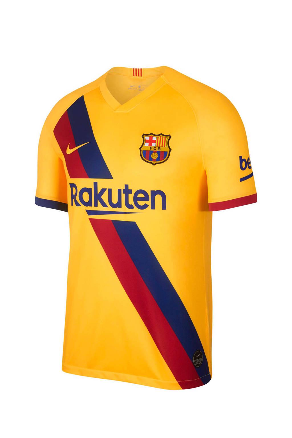 Zitzak Fc Barcelona.Nike Senior Fc Barcelona Voetbalshirt Uit Wehkamp