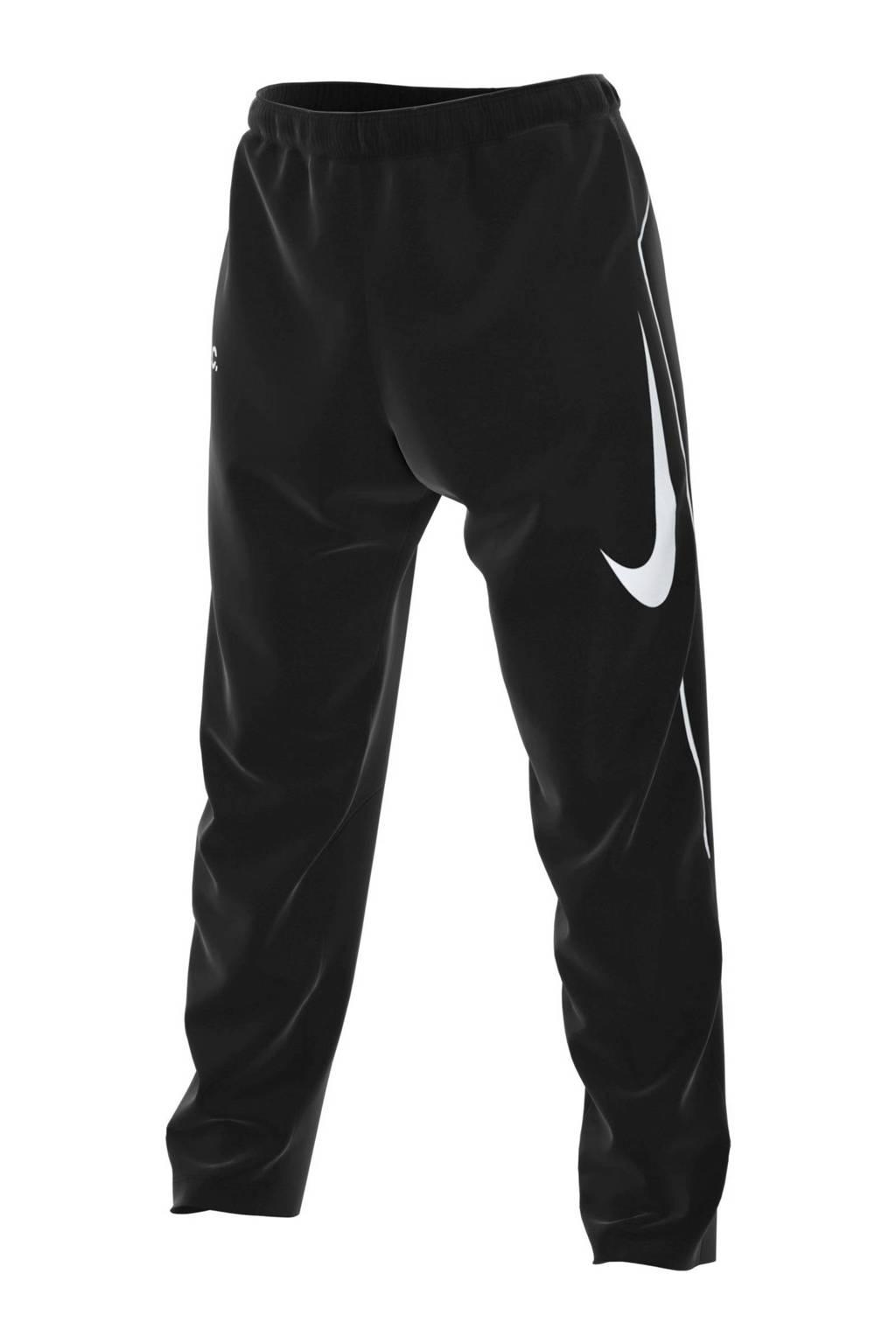 Nike   F.C. voetbalbroek zwart, Zwart