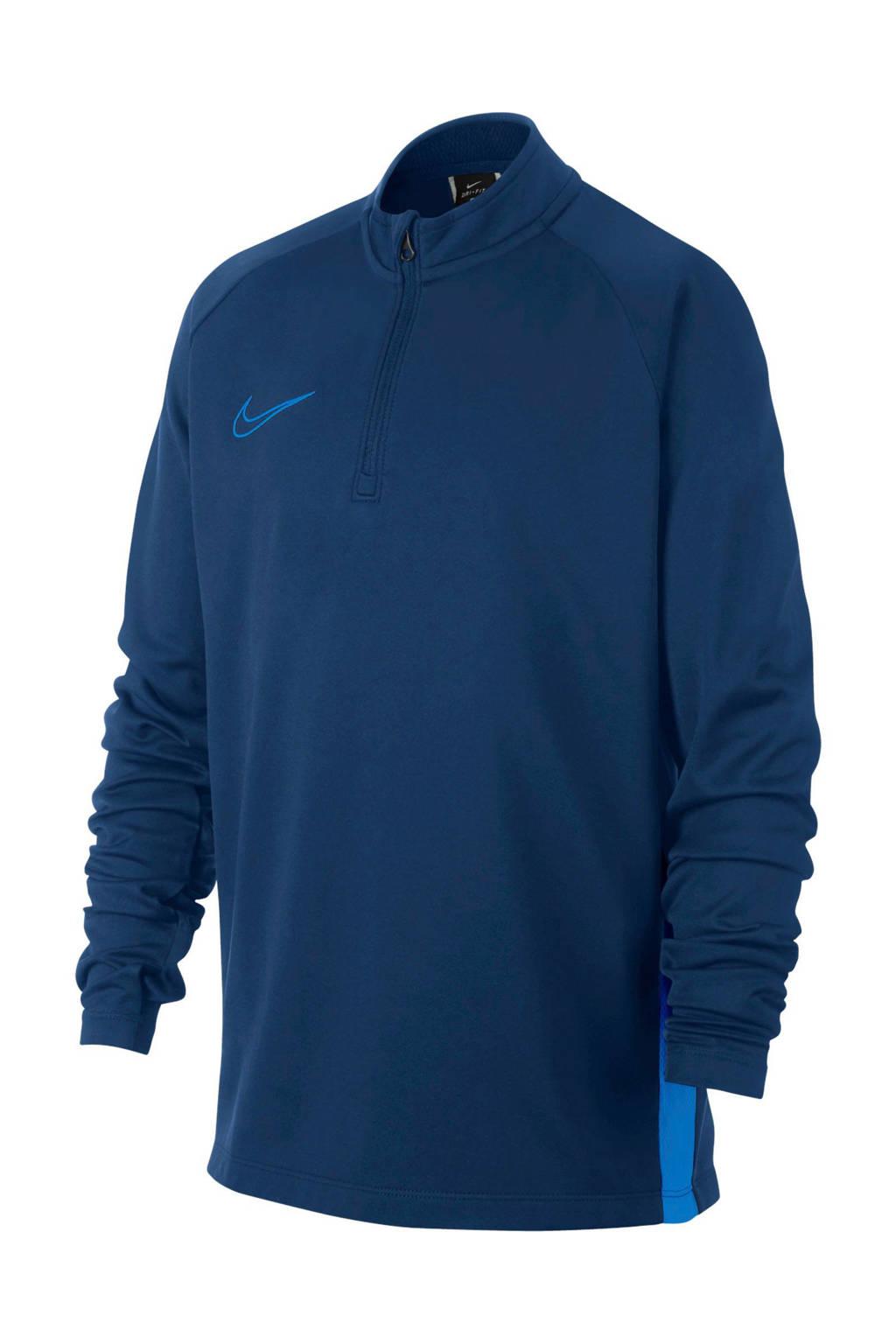 Nike   voetbalshirt, Blauw