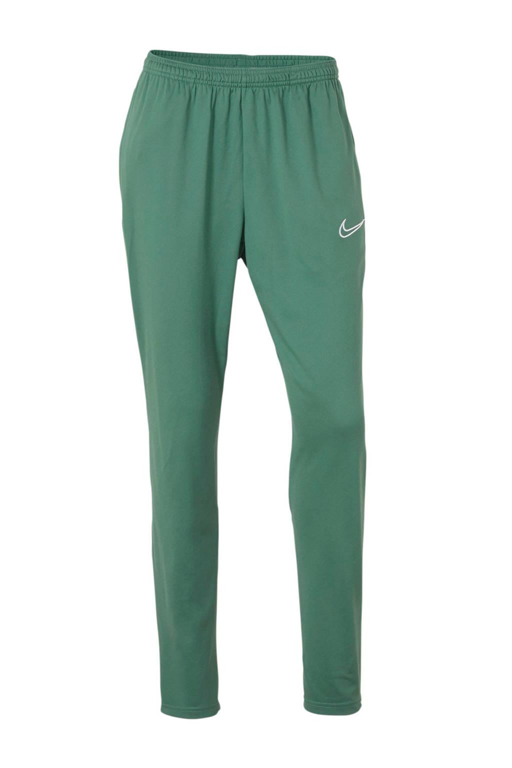 Nike   voetbalbroek groen, Groen