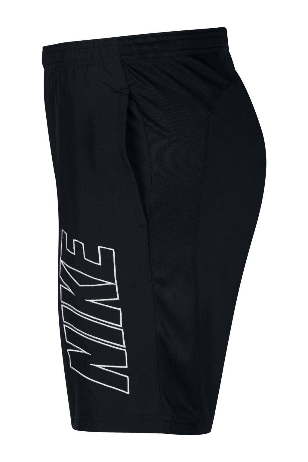 Nike   voetbalshort zwart, Zwart