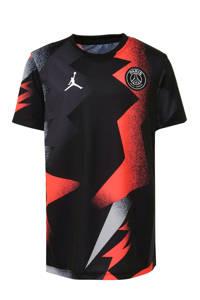 Nike Junior Paris Saint Germain voetbalshirt zwart/rood, Zwart/rood