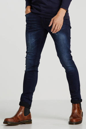 skinny jeans Ultimo dark blue used