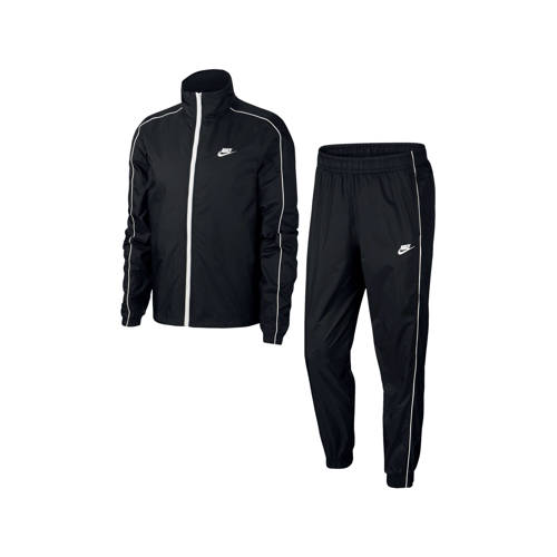 Nike trainingspak zwart