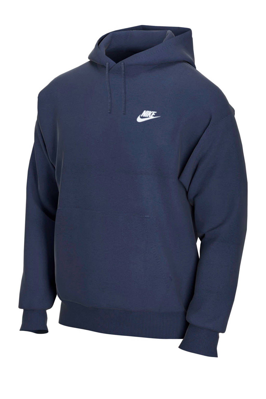 Nike hoodie blauw, Blauw