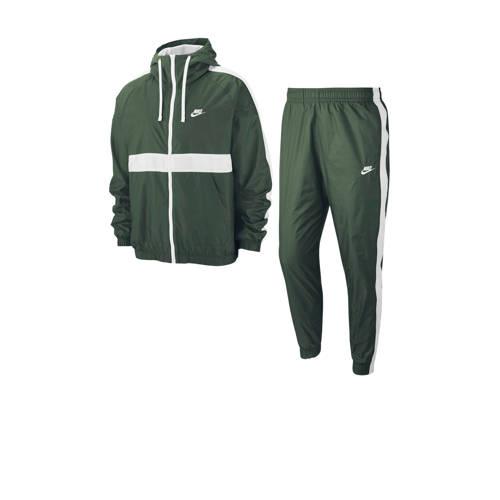 Nike trainingspak groen