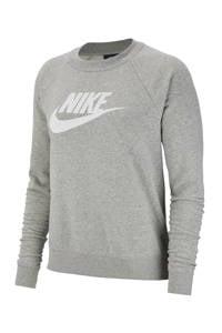 Nike sweater grijs, Grijs