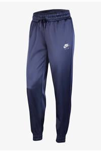 Nike Air regular fit joggingbroek donkerblauw, Donkerblauw