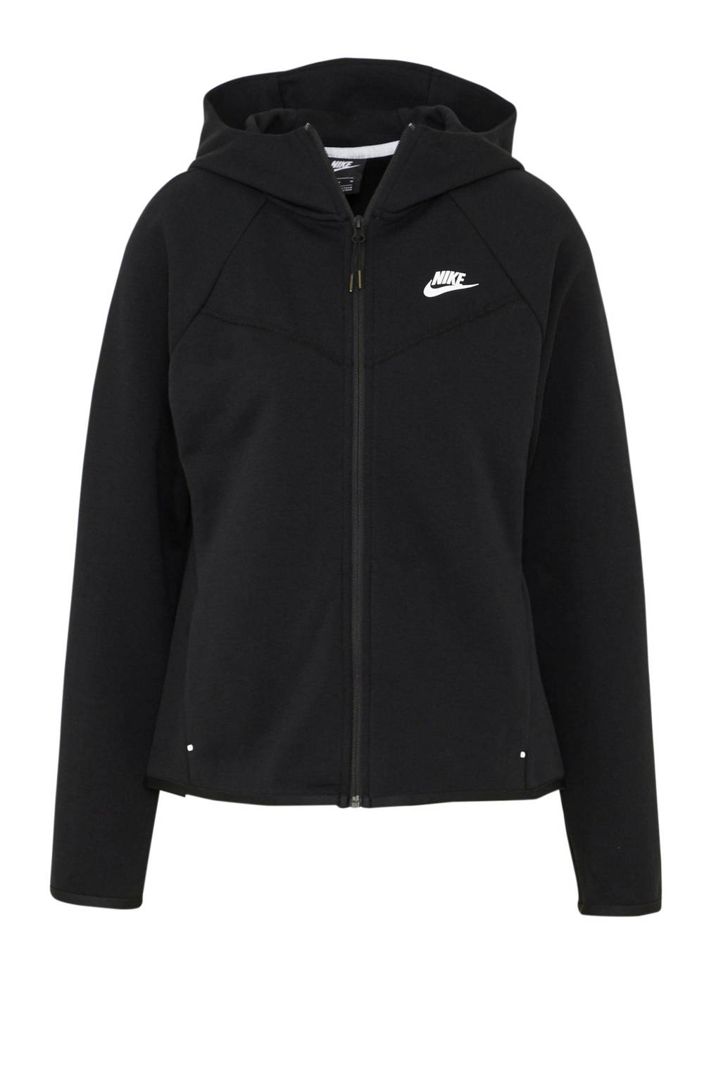 Nike Tech Fleece vest zwart, Zwart