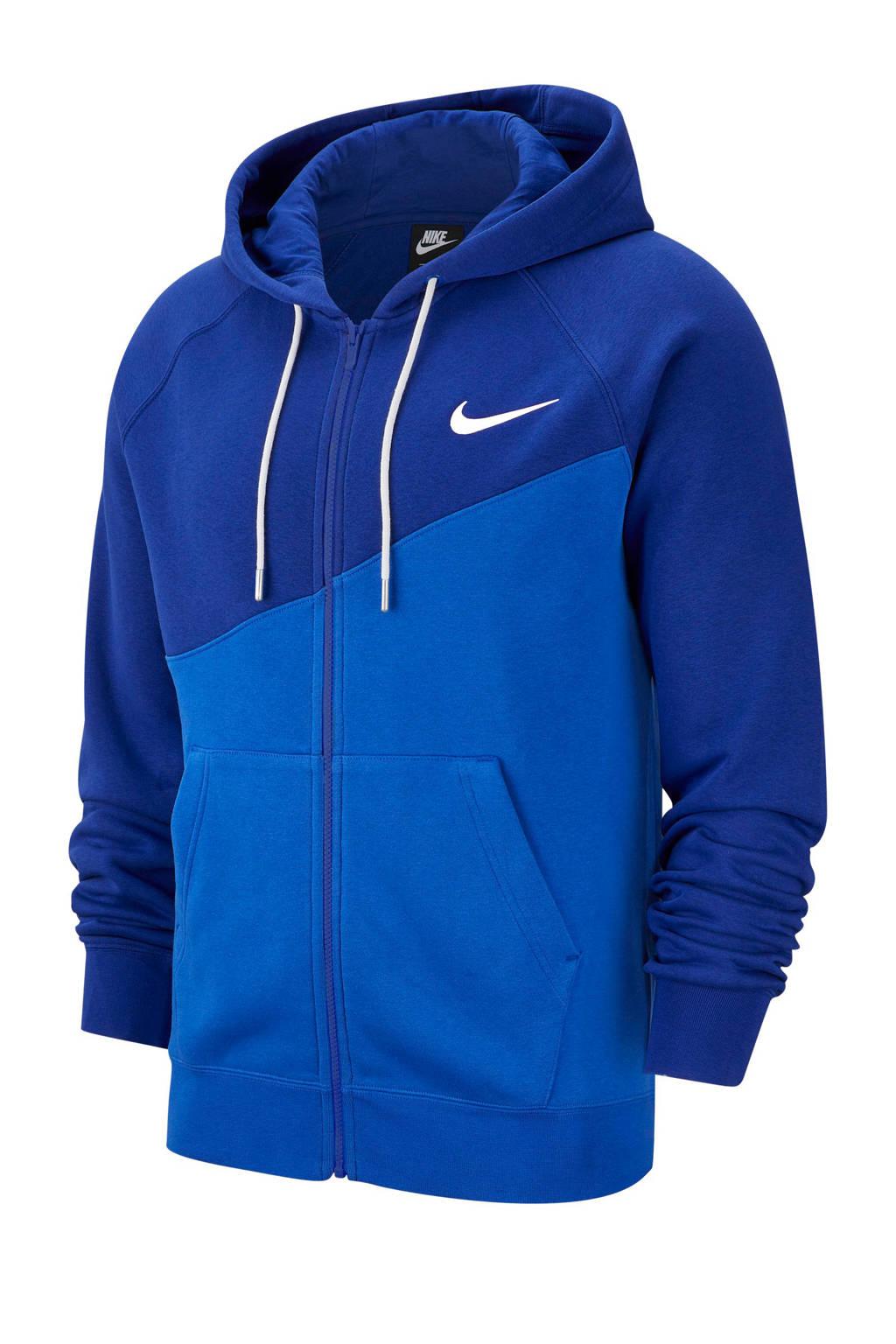 Nike   vest blauw, Blauw