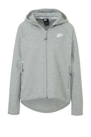 Tech Fleece vest grijs