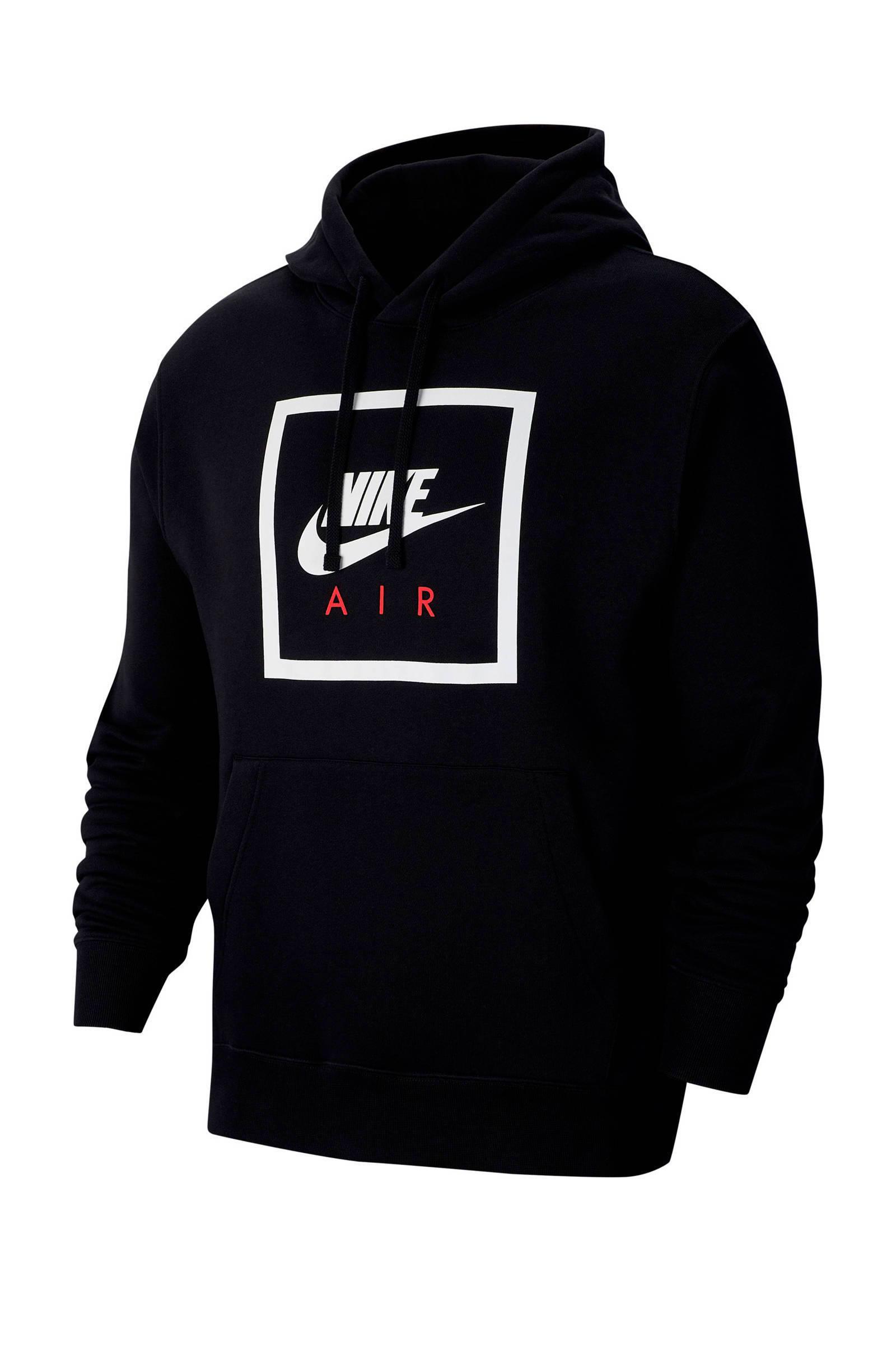 Nike Air hoodie zwart | wehkamp