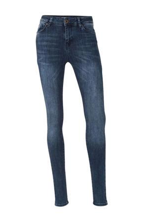 high waist super skinny jeans Dark Used