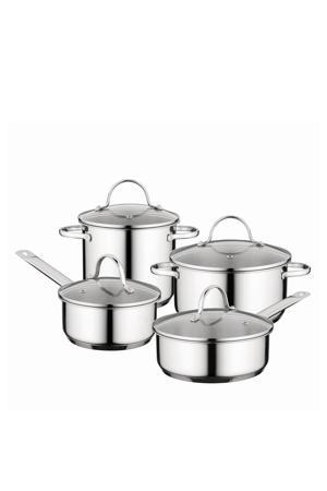 Essentials Essentials Comfort kookpannenset (6-delig)