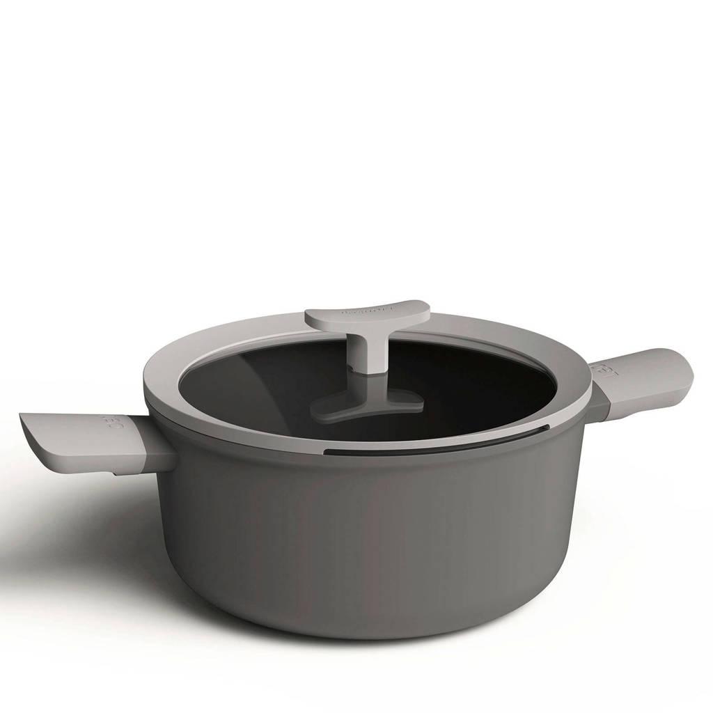 BergHOFF Leo Line kookpan met deksel (Ø24 cm)