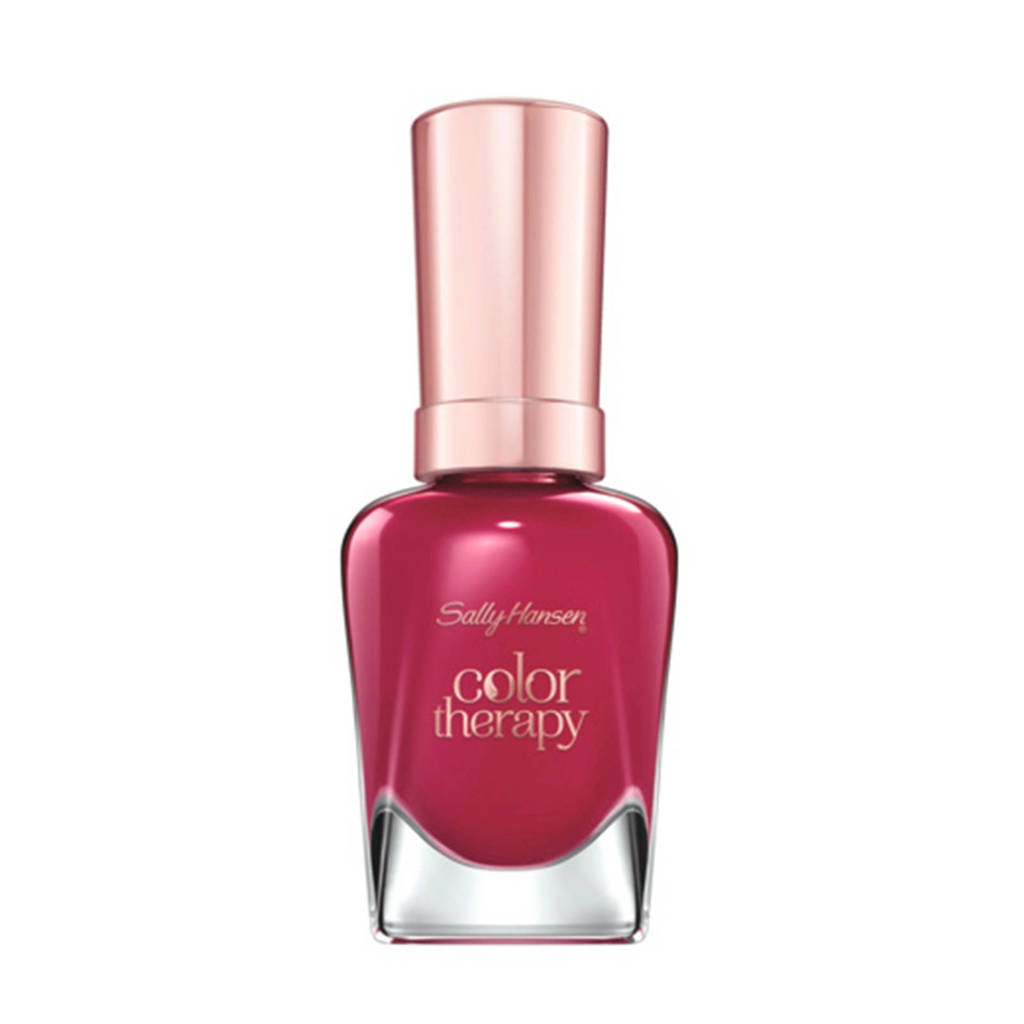 Sally Hansen Color Therapy nagellak - Ohm My Magenta 380, 380 Oh My Magneta 1
