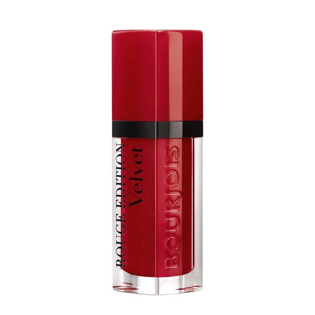 Bourjois Rouge Velvet Edition Lippenstift - 15 Red-volution, 15 - Red-volution 1