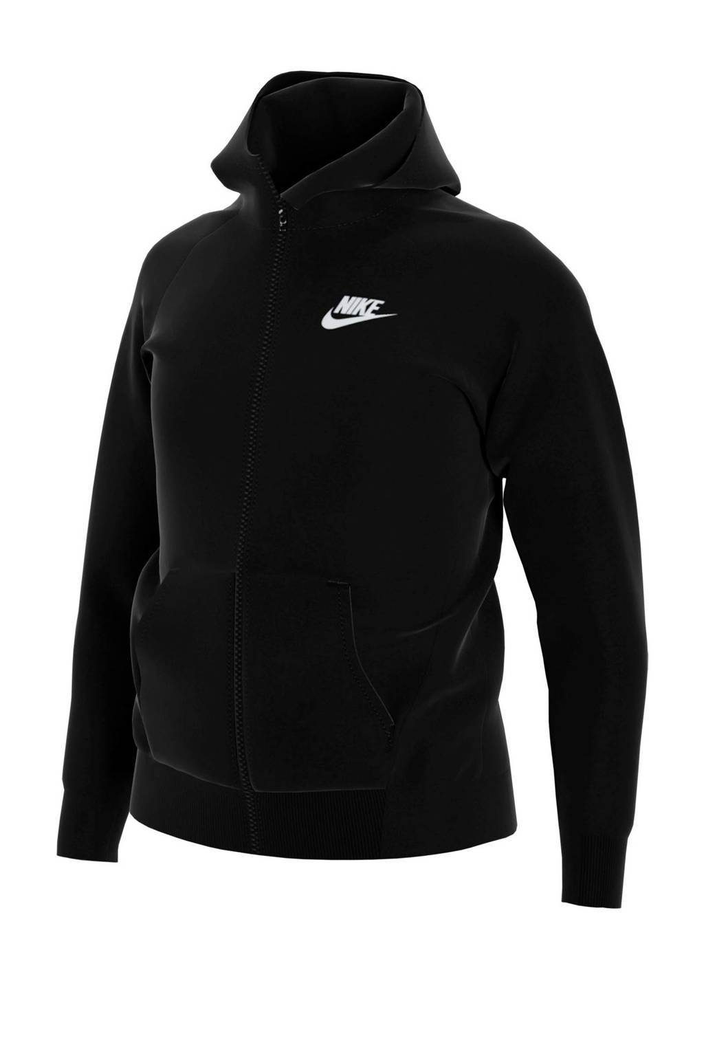 Nike vest, Zwart