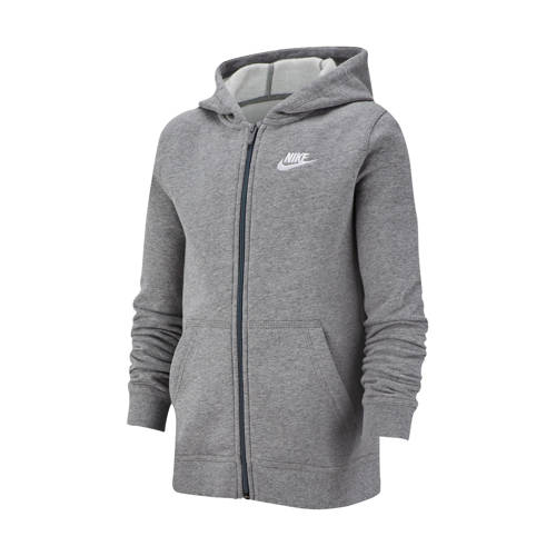 Nike vest grijs